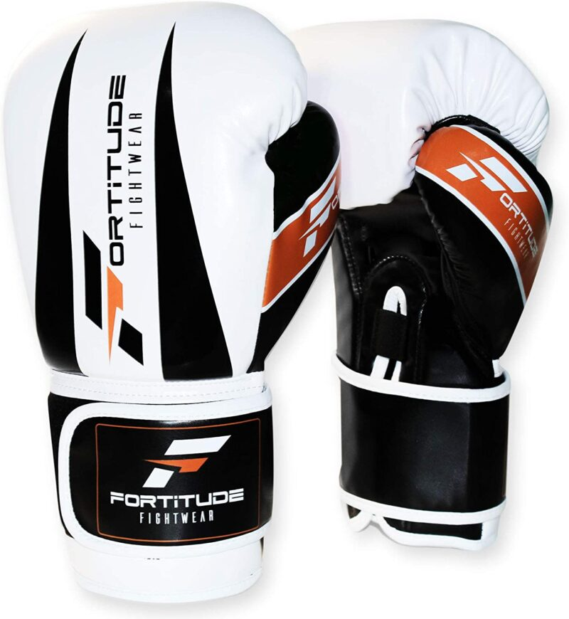 Fortitude Fightwear 12oz Boxing Gloves